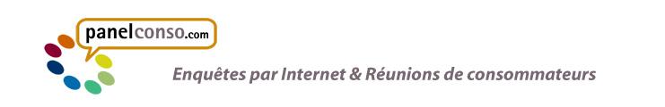 Panelconso.com - Enqu�tes par Internet & R�unions de consommateurs